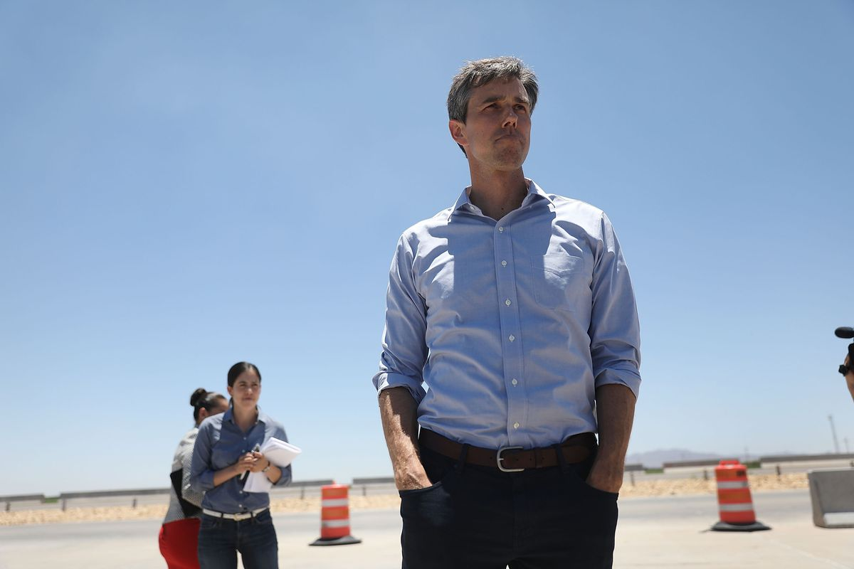 9ff35114 Meet Beto O'Rourke, the Democrat who is making the Senate race in Texas  against Ted Cruz competitive. Joe Raedle/Getty Images