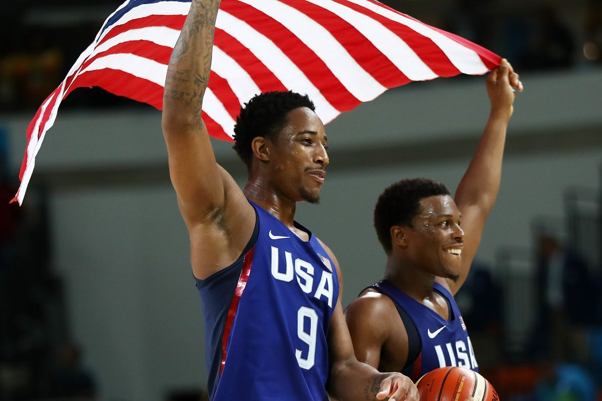 newest 3ac68 353b4 Kyle Lowry puts up stud numbers for USA Basketball - Raptors HQ