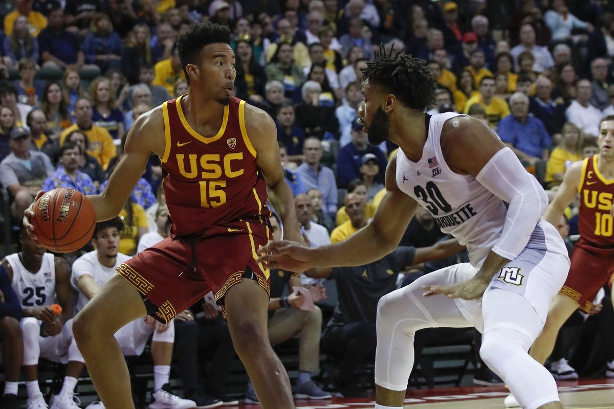 COLLEGE BASKETBALL: NOV 29 Orlando Invitational - USC v Marquette