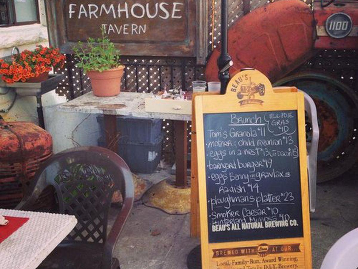 Farmhouse Tavern.