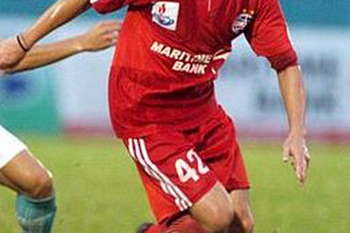 American Midfielder Lee Nguyen has declared on his twitter he will be coming to the MLS but will TFC take a shot at getting him in the weighted lottery?  photo via his wiki page of course