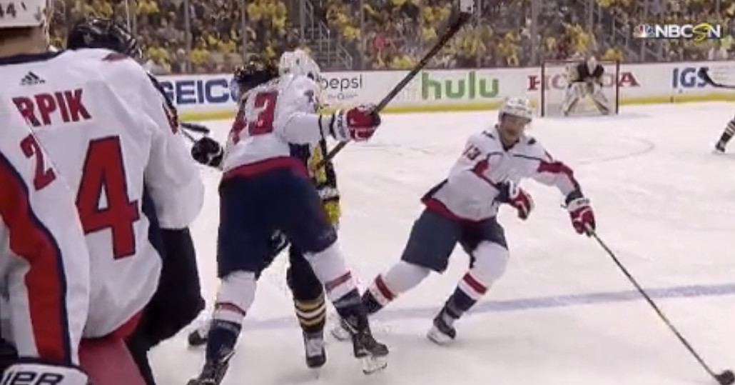 Tom Wilson suspension ends after Monday  Why the Capital is out vs.  Penguins - SBNation.com 27e9f88f23c6