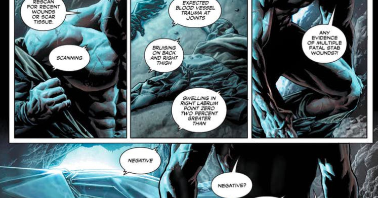 Batman's penis is in a comic book for the first time ever - Vox