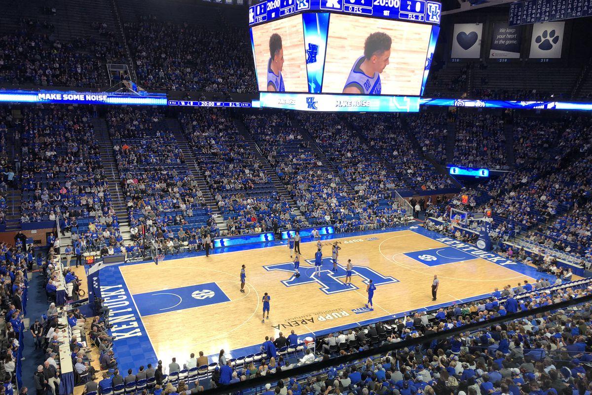 Uk Basketball: UK Basketball: Social Media Reactions To The Blue-White
