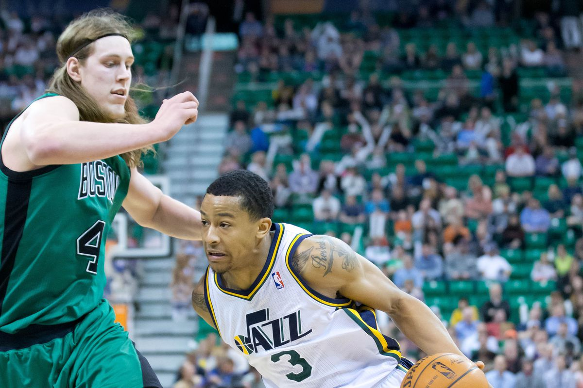 NBA Draft Lotto: Boston Celtics and Utah Jazz end regular ...