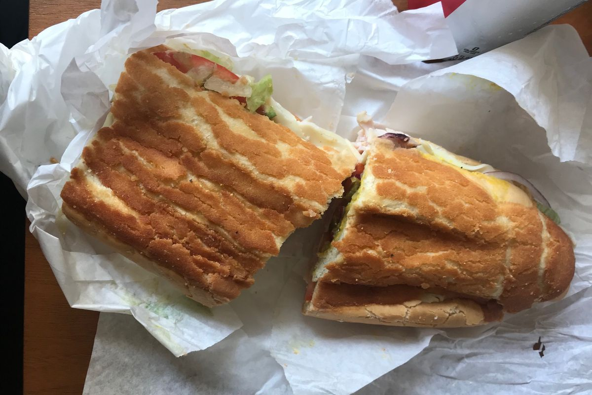 Sandwich from Roxie