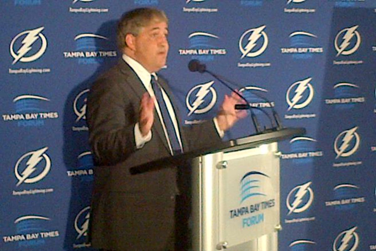 Jeff Vinik has remade the ampa Bay Lightning into one of the higher ranked franchises in North America.
