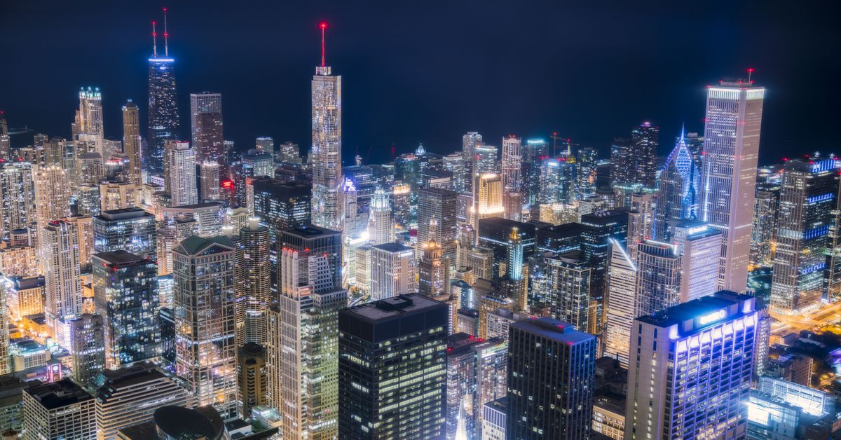 Chicago s high rise construction boom mapped curbed chicago for Hotels in chicago under 100