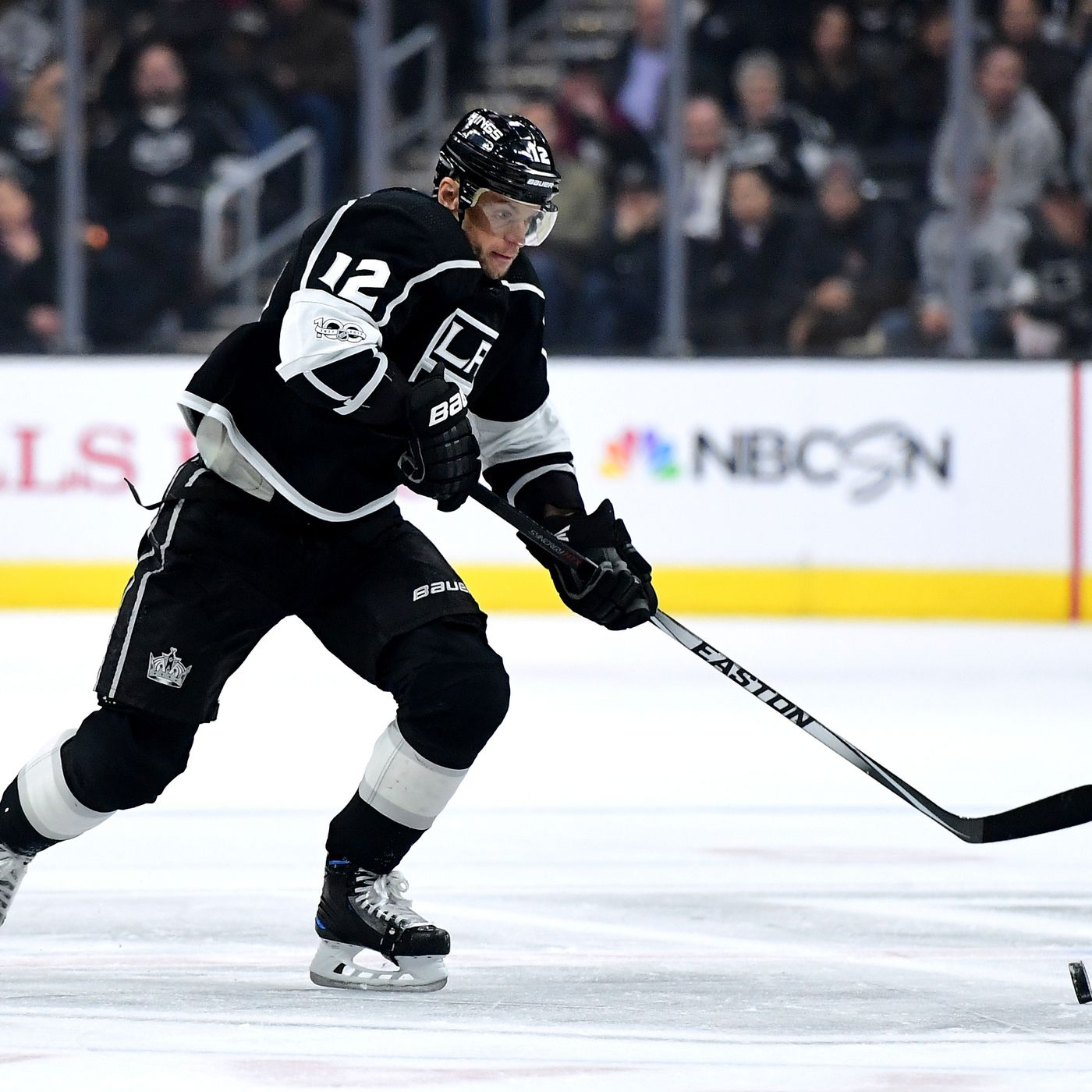 f3463e3fb Marian Gaborik and the Kings overpower the Wild in the third period to earn  5-2 win - Hockey Wilderness