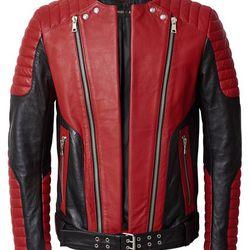 Balmain x H&M jacket, £199.99 ($225.32 at current exchange)