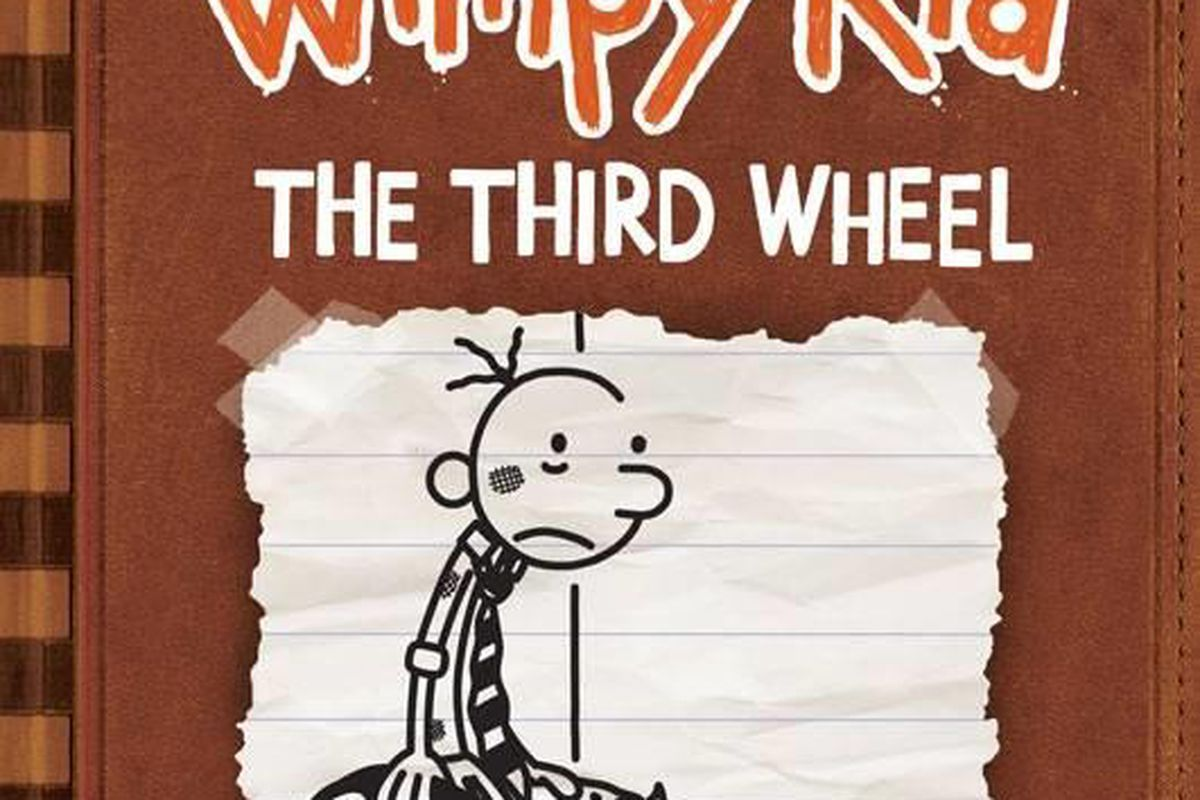 Book Review Dilemma Of School Dance In Wimpy Kid Third Wheel