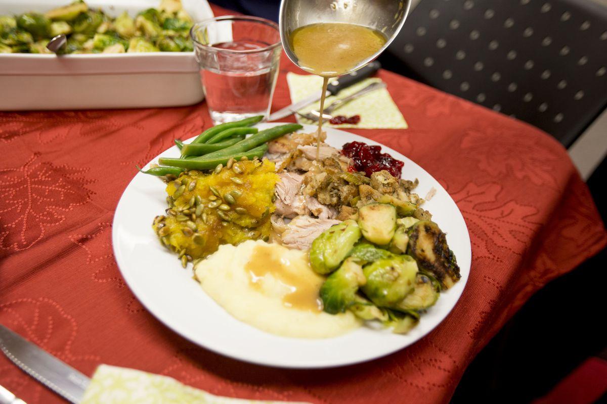 Share Thanksgiving Day Dinner