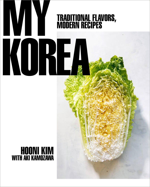 The My Korea book cover