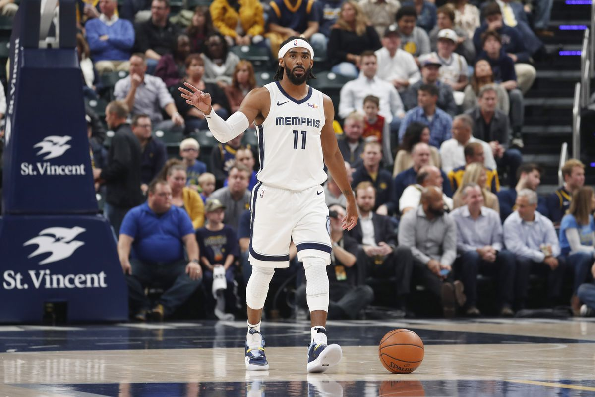 NBA: Memphis Grizzlies at Indiana Pacers