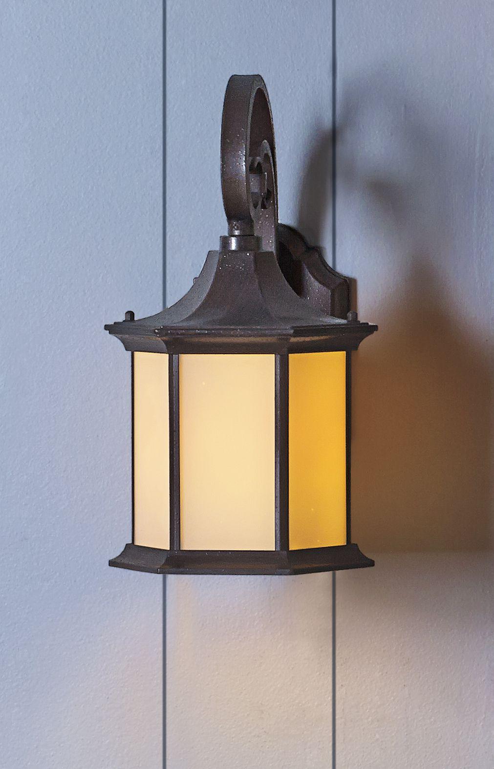 Cottage Style Outdoor Lantern