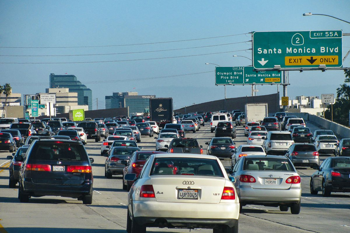 thanksgiving traffic in los angeles worst times to travel in 2018