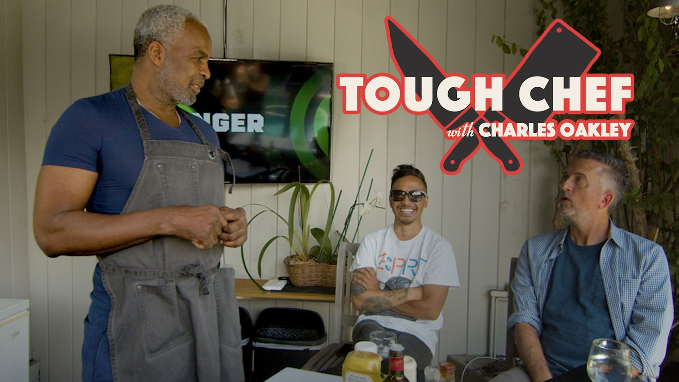 'Tough Chef With Charles Oakley': Gambling and NBA Fight Stories