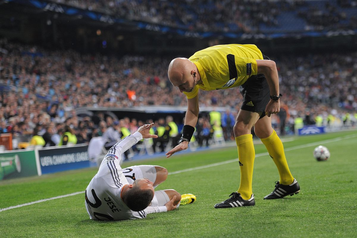 This moment may have well defined the 2013-2014 season for Real Madrid