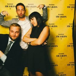 The Verge Reviews Editor Dan Seifert, SB Nation Host/Producer Dan Rubenstein, and Racked Market Editor Nicola Fumo