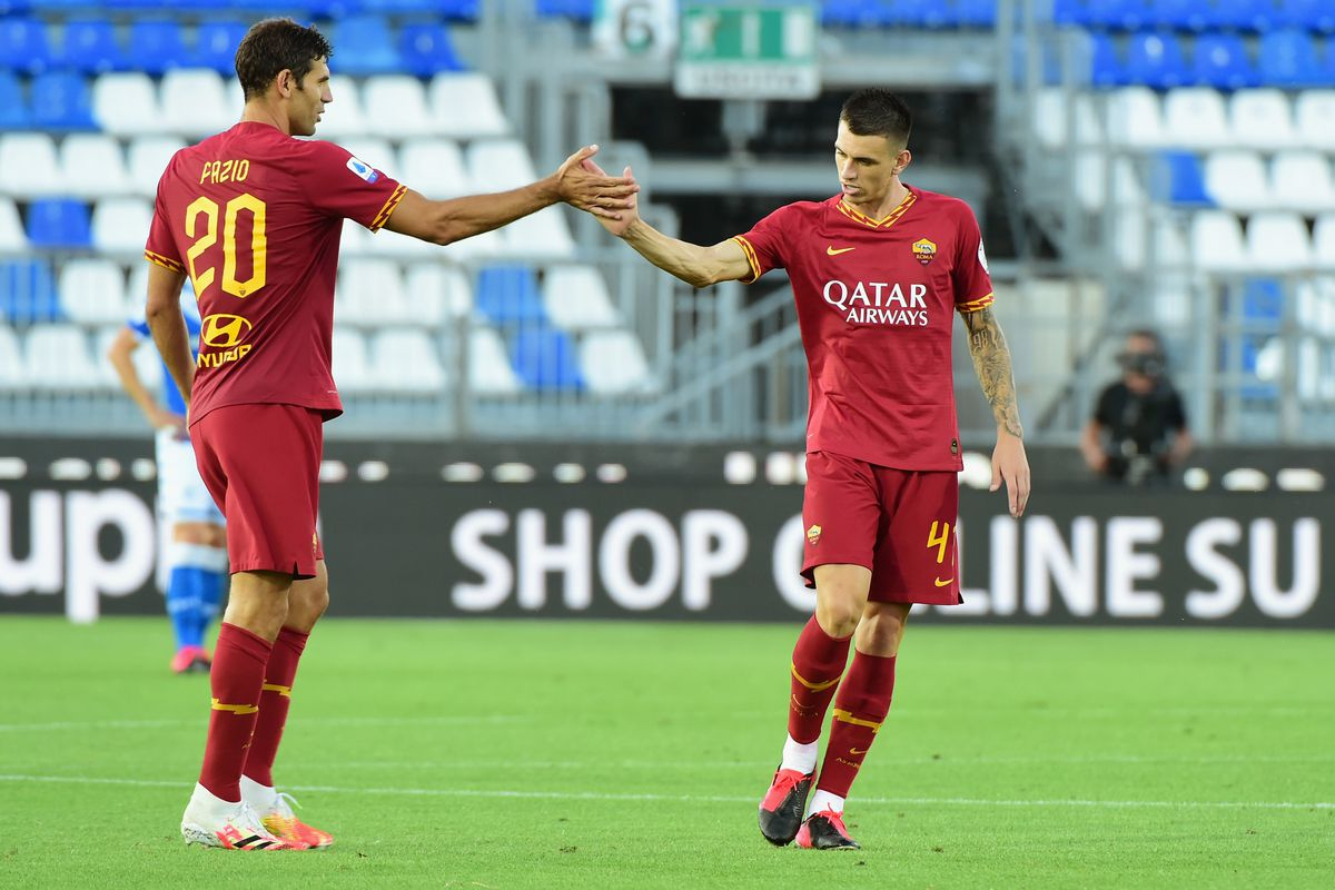 Brescia Calcio v AS Roma - Serie A