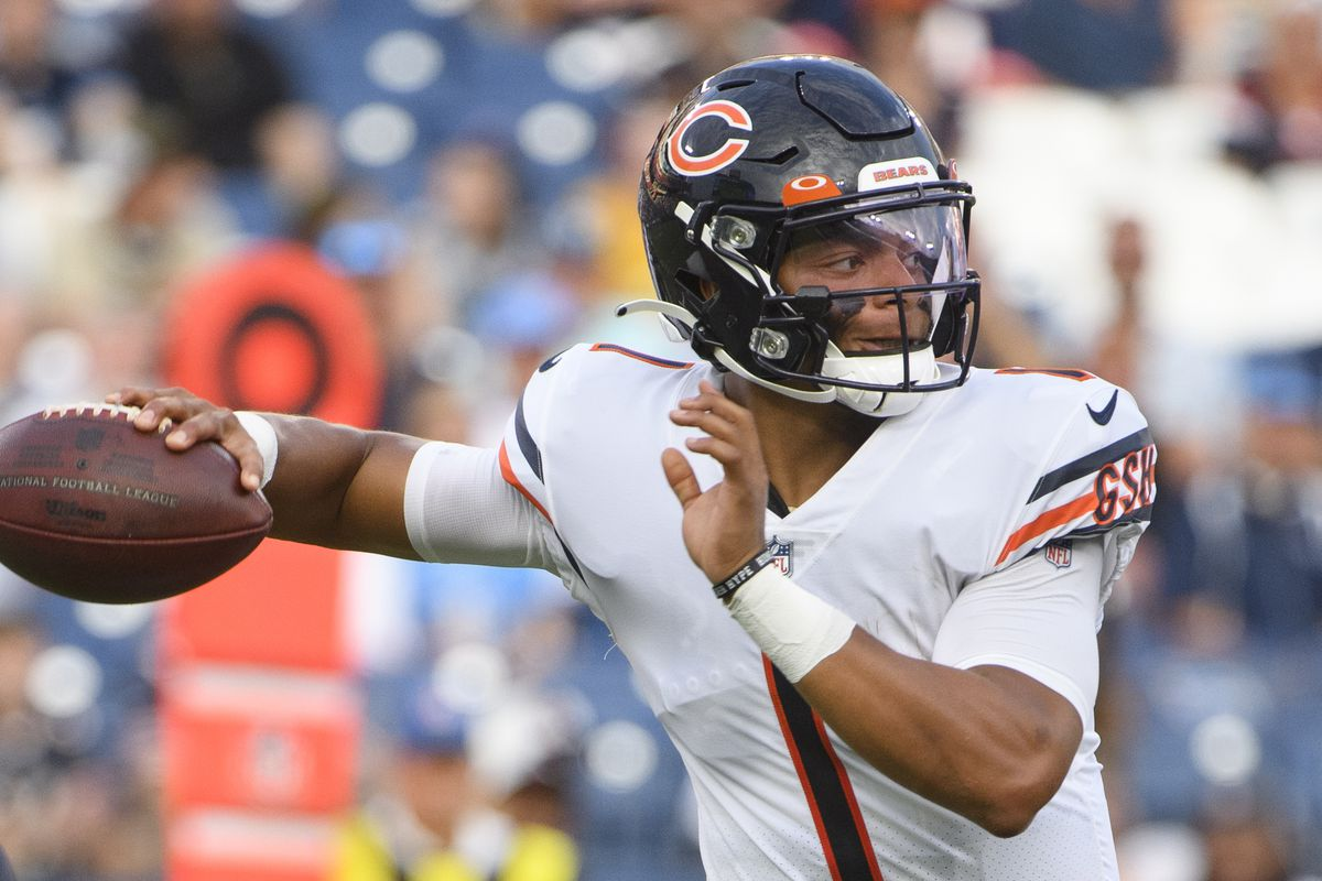 Unlike the MitchTrubisky pick, which was panned by many analysts from the minute it was made, the selection of Justin Fields was heralded as a masterstroke.