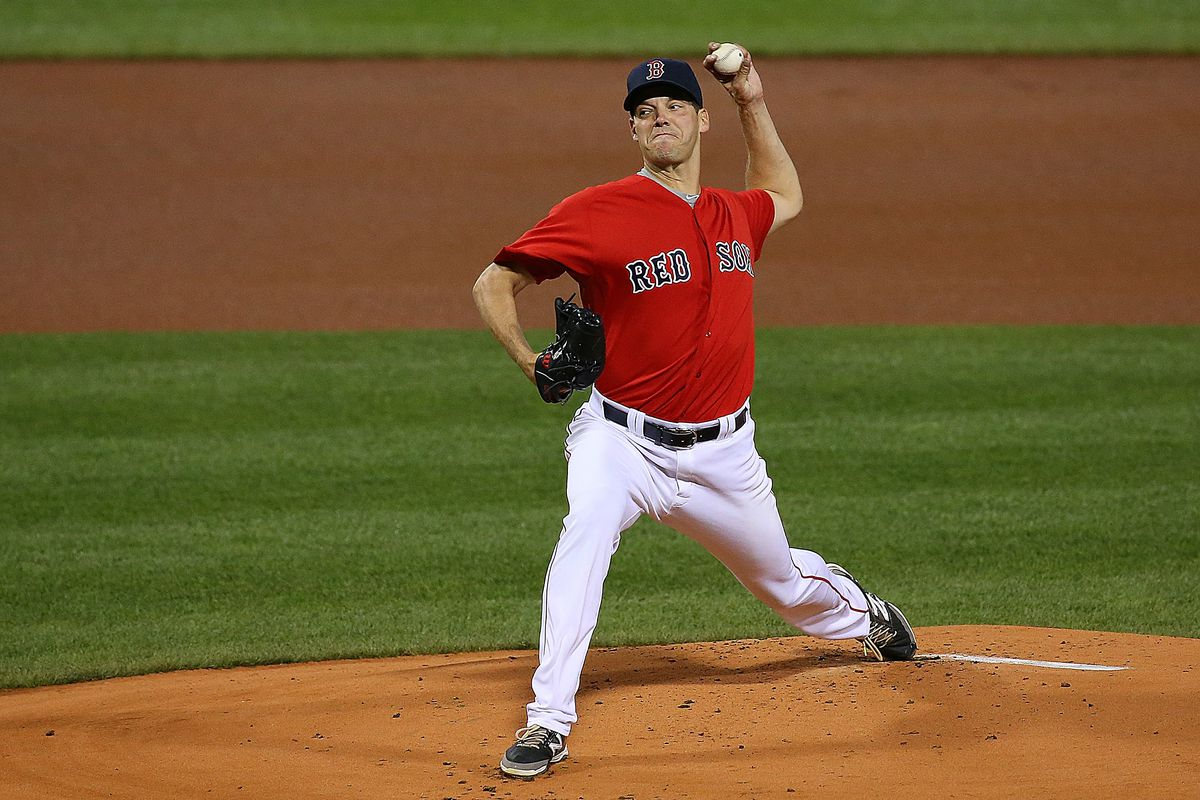 Rich Hill enjoyed a fantastic 2015. Can he repeat that success in 2016?