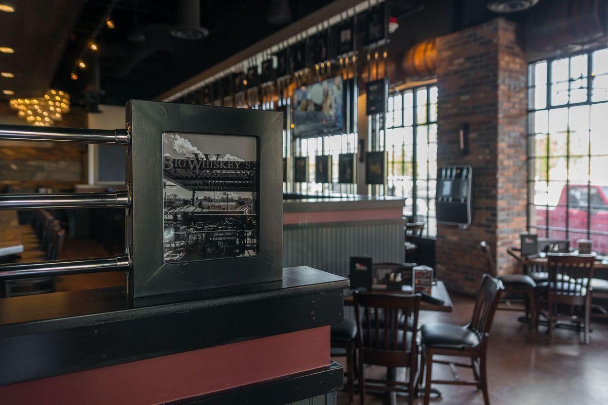 Big Whiskey's American Restaurant & Bar