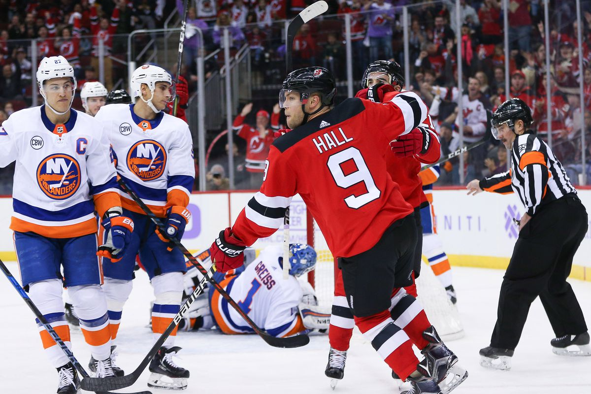 82f7458a How Much is Taylor Hall Worth to the Devils? And For How Long? - All ...