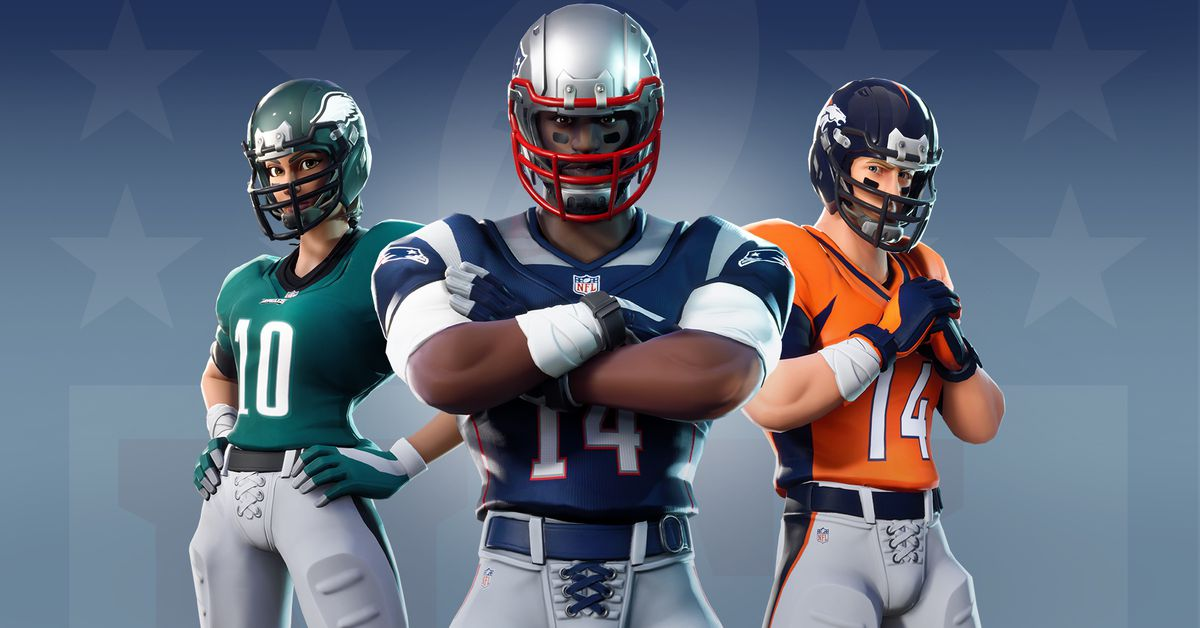 Twitch is hosting a Super Bowl Fortnite tournament