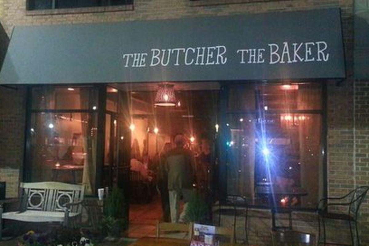 The Butcher The Baker.