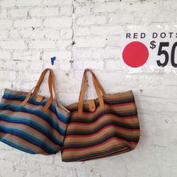 Spring 2012 totes, $40 (were $159)