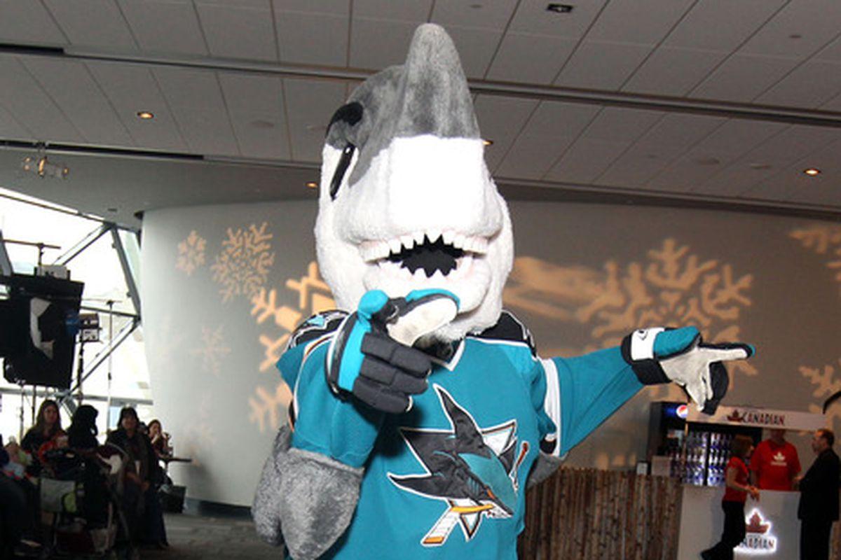 Meet the new leading scorer for the San Jose Sharks!