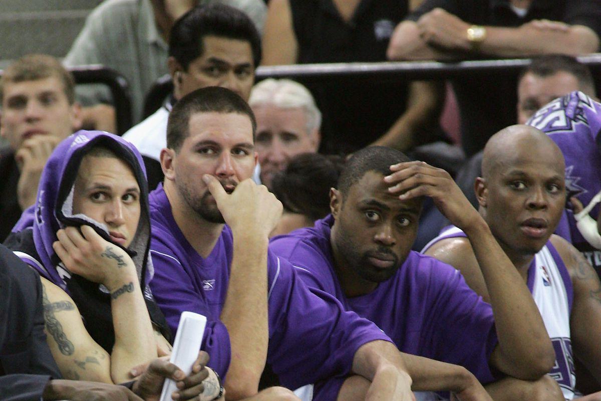 San Antonio Spurs v Sacramento Kings - Game 6