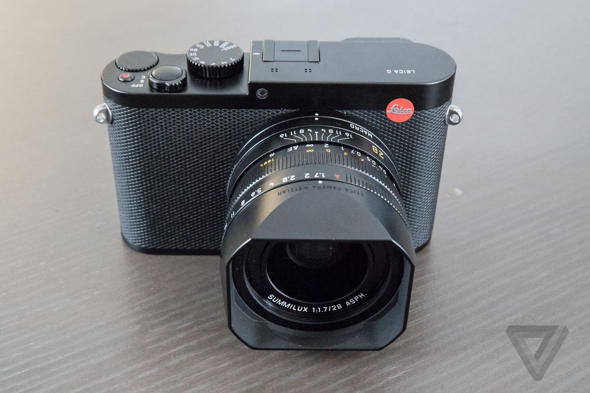 Leicas New Camera Is A No Compromise Technological Wonder The Verge Disposable Flash Circuit Schematic In Addition Simple Qs Design Much More Classic Than Futuristic Ultra Modern Look Of Leica T Its Pretty What Person Would Draw If You Asked Them To