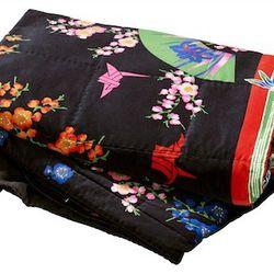 Throw/bedspread, $149