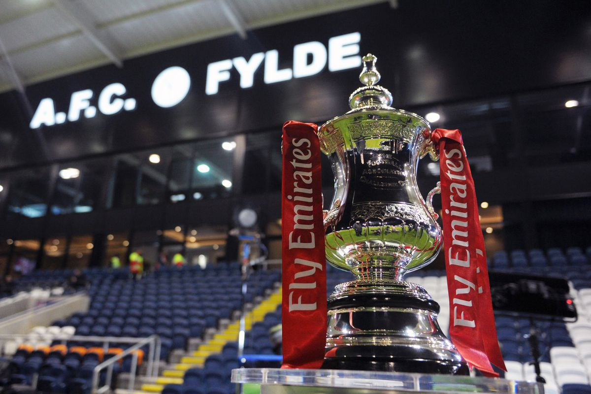 Up for the cup: Ladbrokes agrees one game partnership with Fleetwood