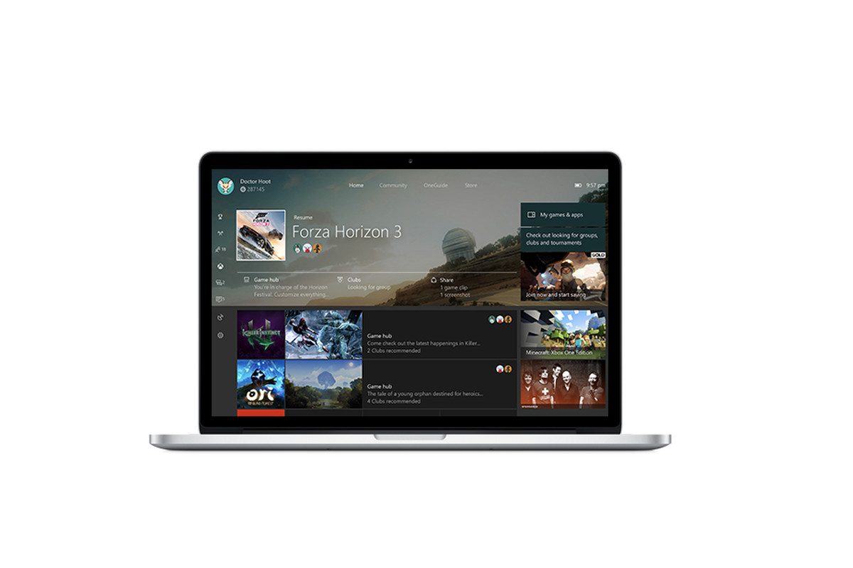 OneCast brings Xbox One game streaming to Mac