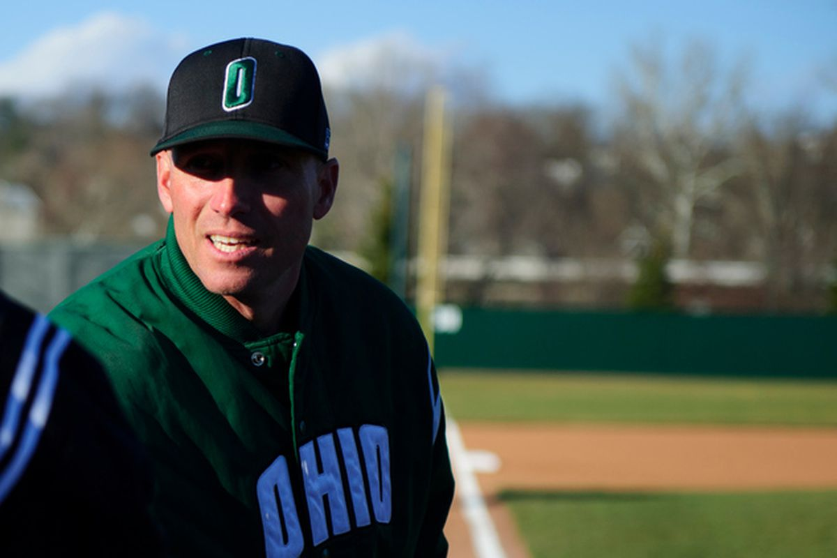 Rob Smith is undertaking the monumental task of transforming the culture at Ohio University.