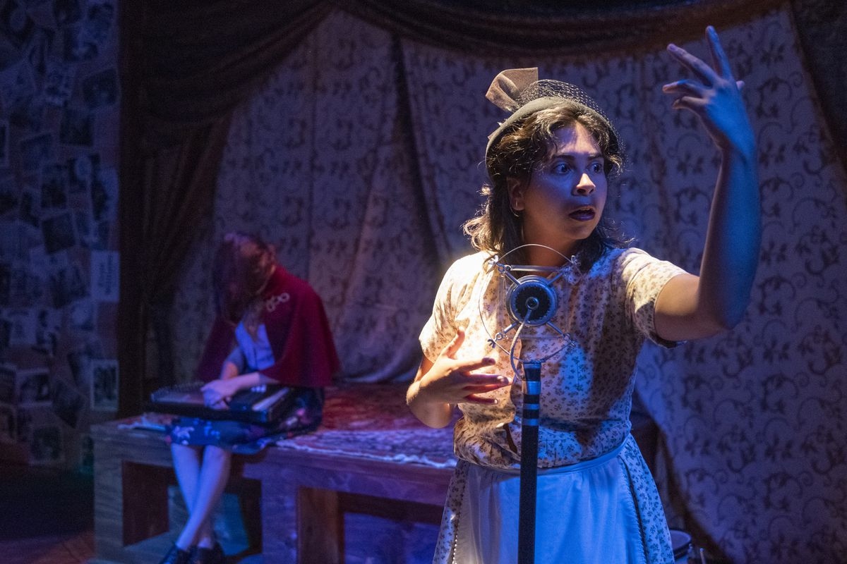 Ghost Quartet' review: A marvelously macabre, madcap romp