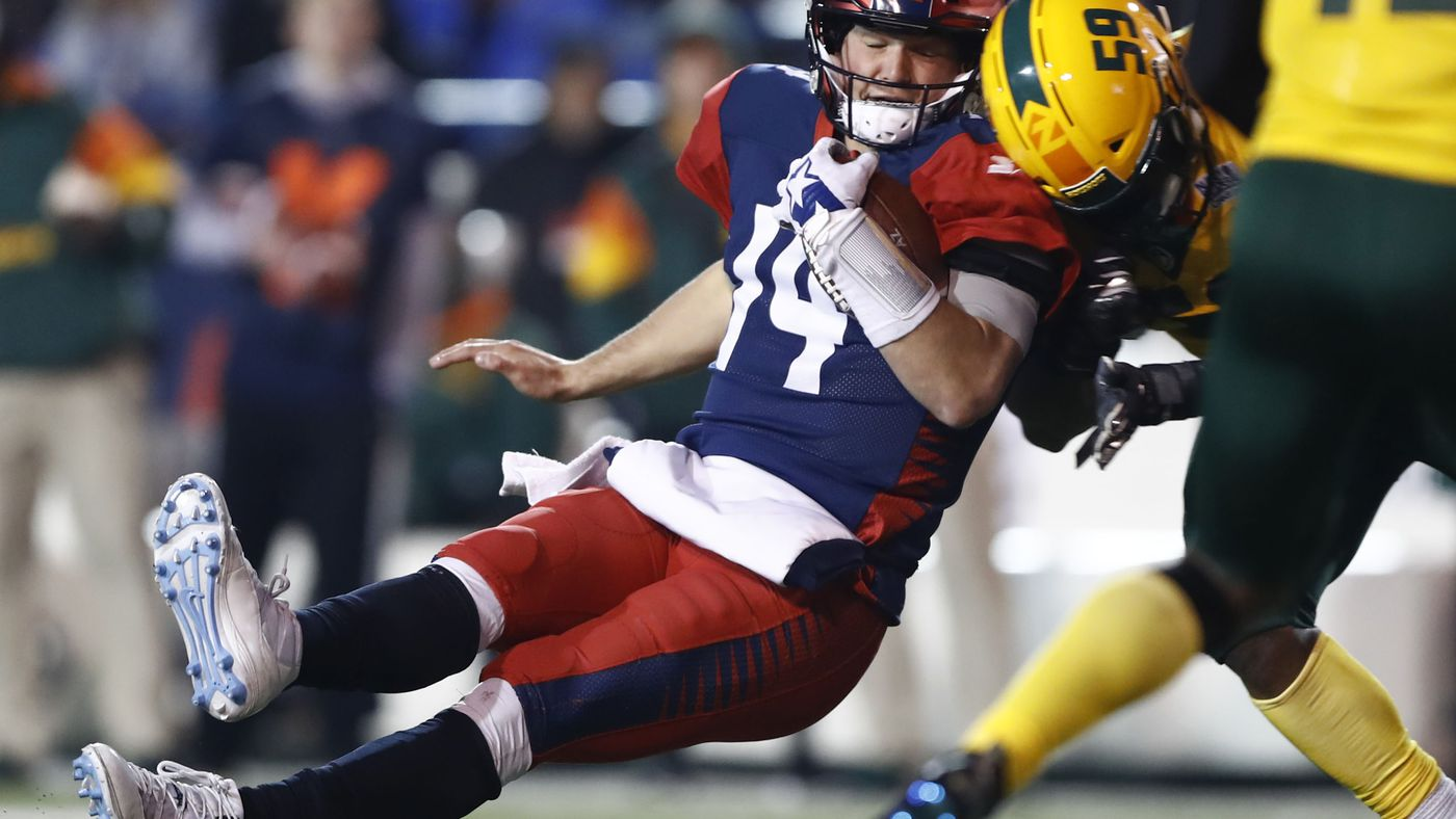 Five Takeaways From the Collapse of the American Alliance of Football