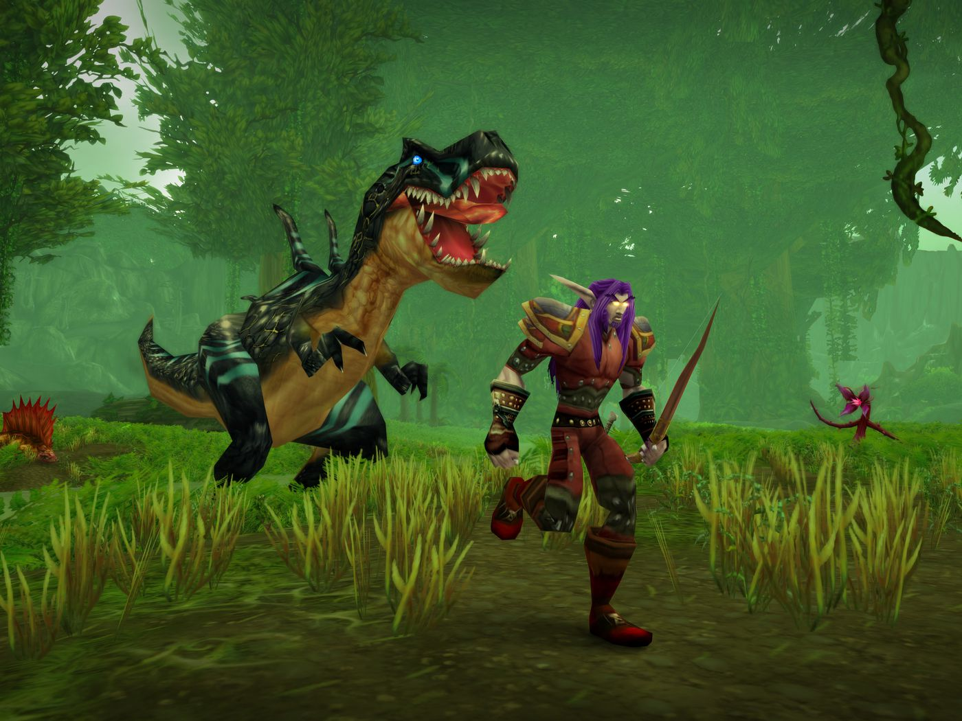 World Of Warcraft Classic Has Its First Level 60 Player Polygon