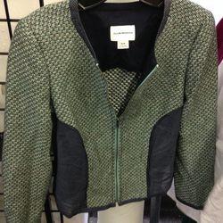 Sample Jacket, $75