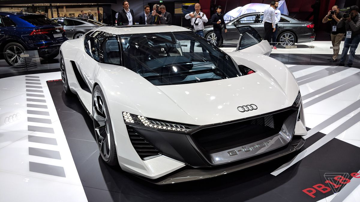 Image result for Audi PB 18 e-tron
