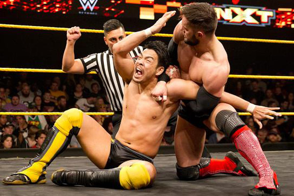 Finn Balor on WWE call up: A lot of us believe NXT is the