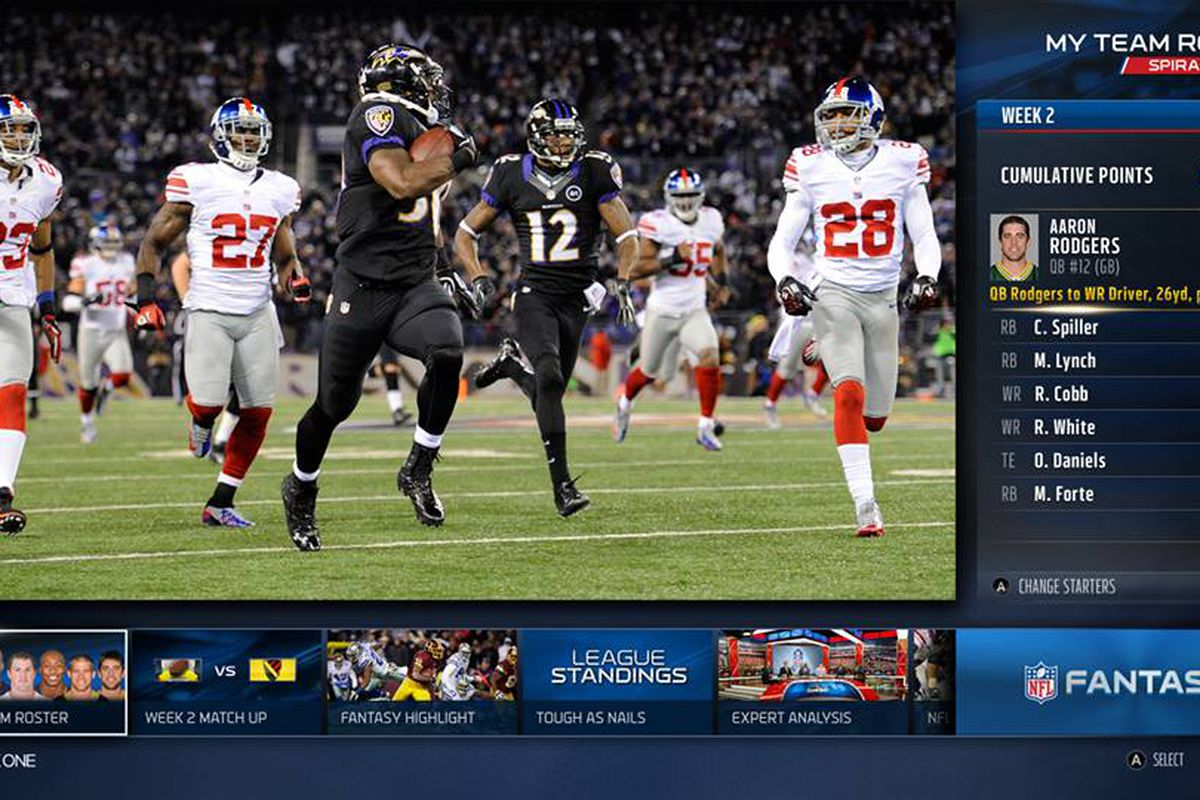 Xbox One to receive on-demand and live sports streams at 60 fps