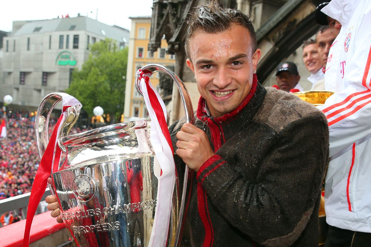 Shaqiri personal demands include the introduction of a Liverpool-specific cultural costume to be worn during title celebrations.