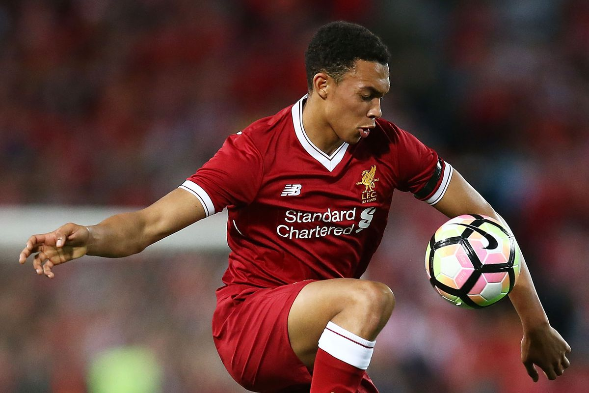 Alexander-Arnold earns long-term Liverpool contract