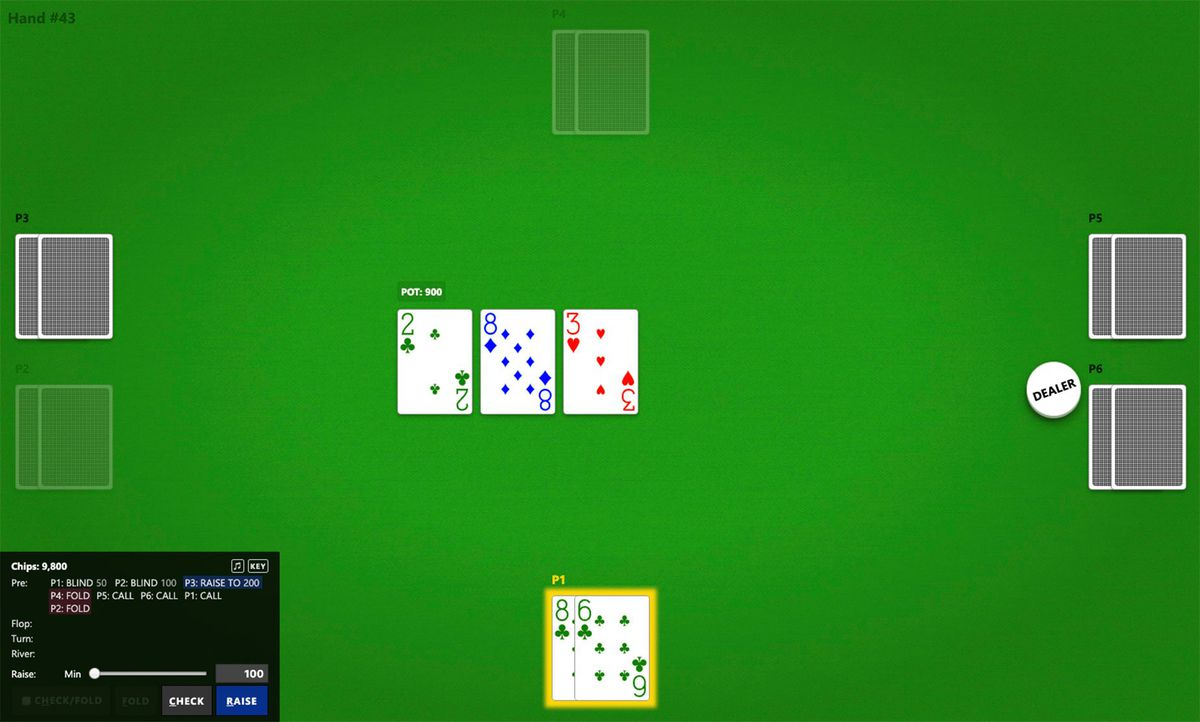 An unbeatable poker bot offers glimpses of video game AI's future