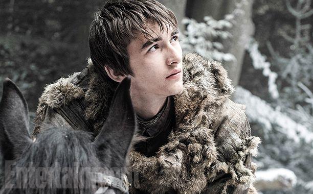 Game of Thrones - Bran season 6 (Entertainment Weekly) 612