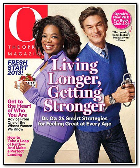 The making of Dr  Oz - Vox